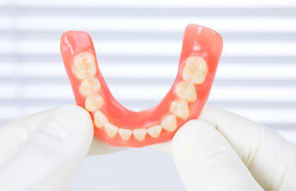 Съемное протезирование зубов
